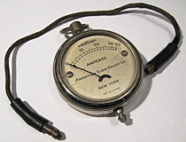 American Eveready Model 200 Pocketwatch Meter