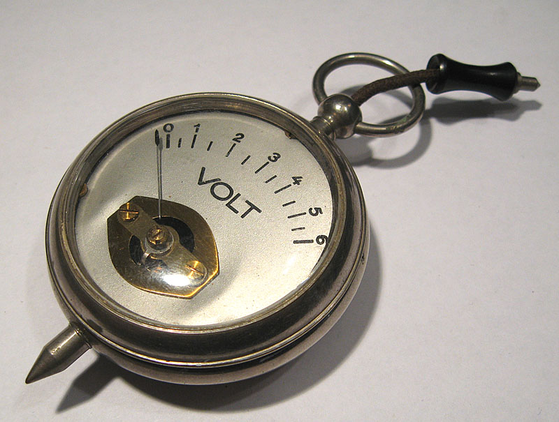 Size 18 Pocketwatch Meter