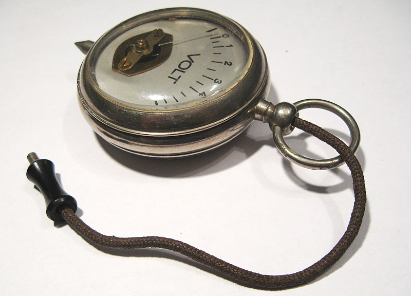 Pocketwatch Meter Lead