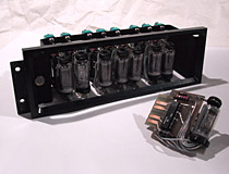 Unknown Mfr. 8-Digit Nixie Display (B5870)