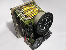 B52 MD-1 Astro Navigation Aircraft Clock