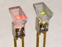 Western Electric 529A & 529B LEDs