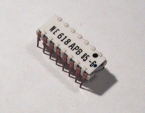 Western Electric 618 Integrated Circuit