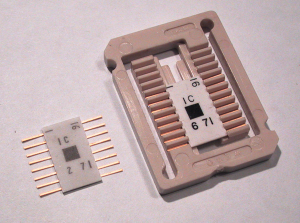 Western Electric 1C Chip