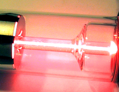 Uniphase Laser Tube
