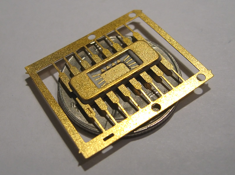 Gold Ceramic Chip Carrier