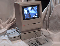 Apple Macintosh Plus Personal Computer