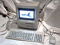 Apple Macintosh SE Personal Computer